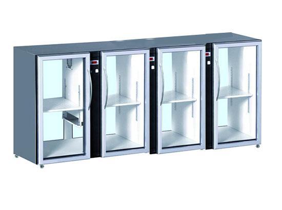 arriere bar refrigere arriere bar portes sur les deux cotes db240ddg. Black Bedroom Furniture Sets. Home Design Ideas