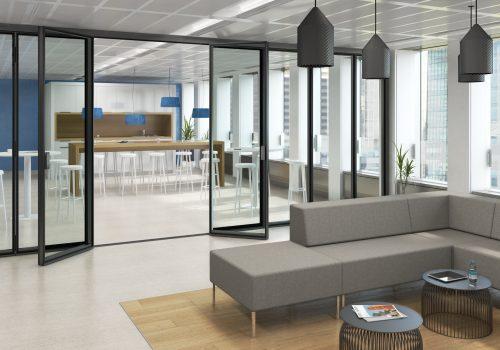 cloisons de bureaux tous les fournisseurs s paration. Black Bedroom Furniture Sets. Home Design Ideas