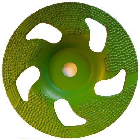 Disque diamant 180 vert a grain
