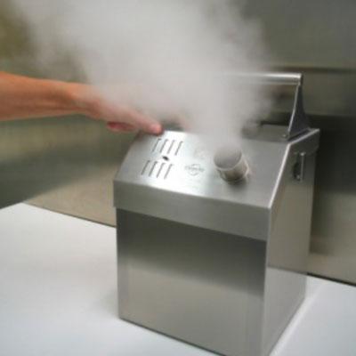 Generateur de brouillards volcano