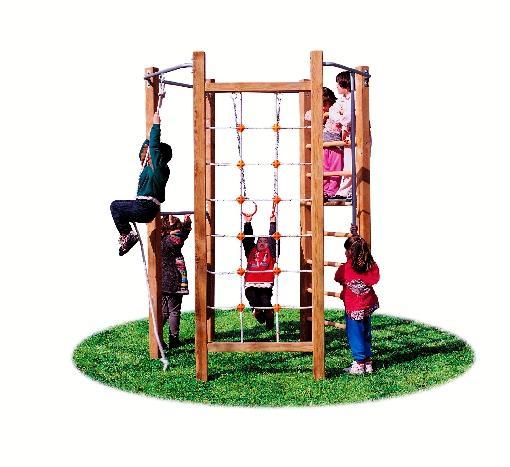 Structure de jeu d 39 ext rieur pour enfant comparez les for Jeu scout exterieur