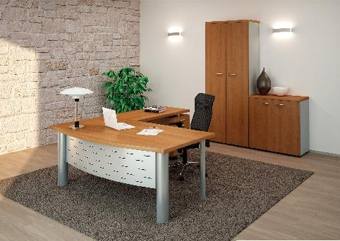 bureaux classiques droits comparez les prix pour professionnels sur page 1. Black Bedroom Furniture Sets. Home Design Ideas