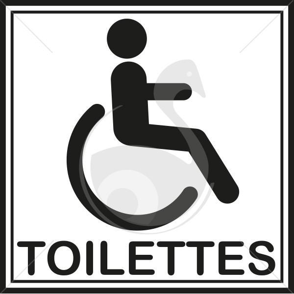 pictogramme toilette homme handicape. Black Bedroom Furniture Sets. Home Design Ideas