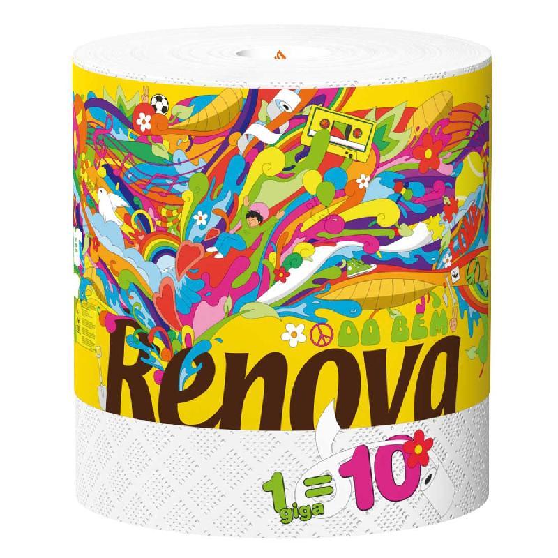 essuie tout papier renova achat vente de essuie tout papier renova comparez les prix sur. Black Bedroom Furniture Sets. Home Design Ideas