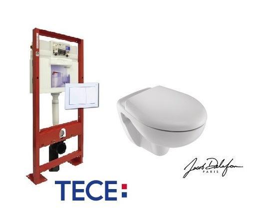 B ti supports wc jacob delafon achat vente de b ti for Toilette suspendu jacob delafon