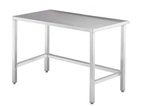 table de travail inox. Black Bedroom Furniture Sets. Home Design Ideas