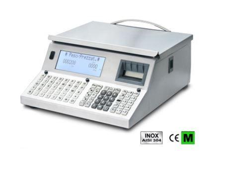 Gp4-lp-pro - balance-étiquettes - gumaco - balance 12/30kg précision 2/5g