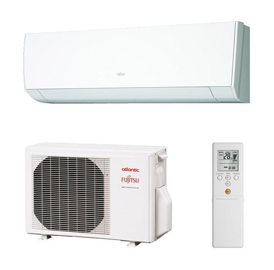 climatiseurs splits r versibles atlantic fujitsu achat vente de climatiseurs splits. Black Bedroom Furniture Sets. Home Design Ideas