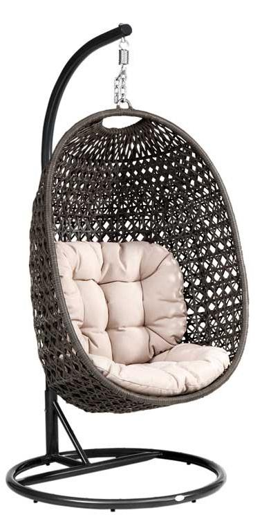 fauteuil suspendu cocoon. Black Bedroom Furniture Sets. Home Design Ideas