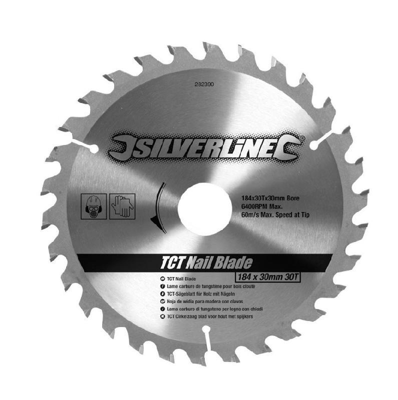 Tri-Cut Scie 500 mm 7Tpi Boiseries scies Silverline 760642