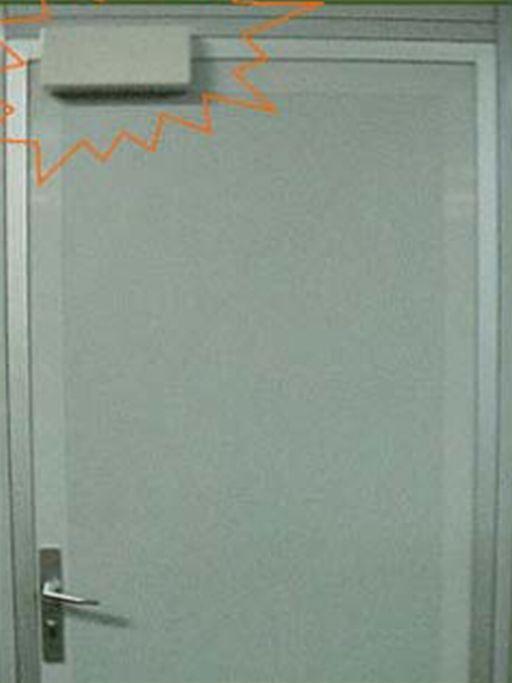 Pin verrou p ne crochet pour porte coulissante 2 on - Schema serrure de porte ...