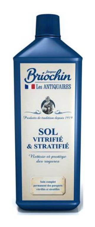 BRIOCHIN - NETTOYANT PARQUETS VITRIFIÉS & STRATIFIÉS 1L