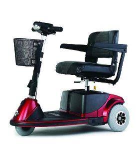 scooter medical electrique revo 3 roues. Black Bedroom Furniture Sets. Home Design Ideas