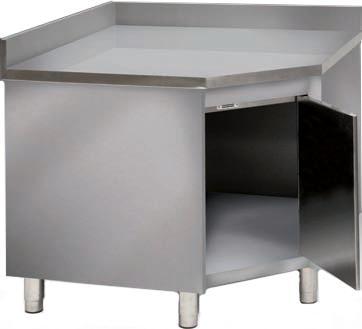 Accessoires pour meubles de cuisine safir achat vente for Placard mural d angle