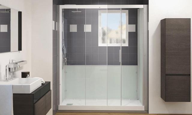 B timent et industrie mantais produits cabines de douches for Cabine de douche design