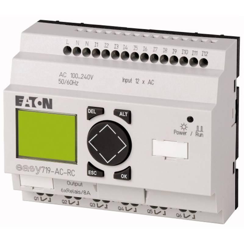Module logique easy719-ac-rc