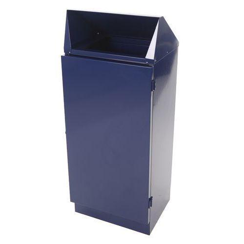 poubelle ext rieur astor 110l comparer les prix de. Black Bedroom Furniture Sets. Home Design Ideas