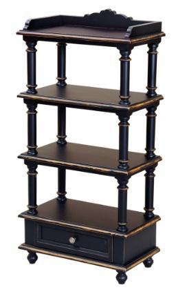 etag re petit mod le 39 39 brienne 39 39 en bois massif comparer les prix de etag re petit mod le. Black Bedroom Furniture Sets. Home Design Ideas