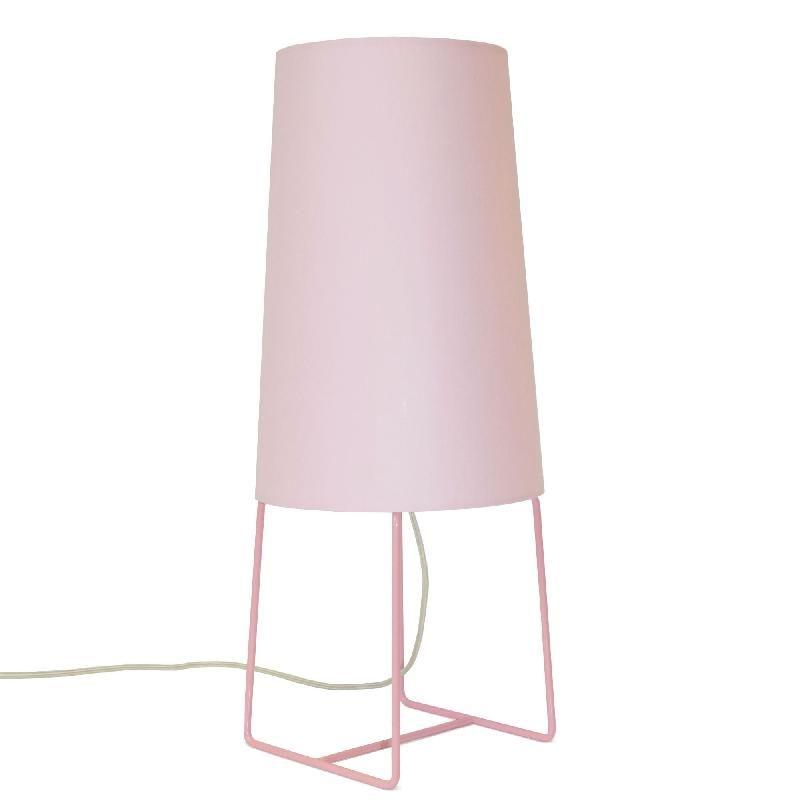 Lampes de table fraumaier achat vente de lampes de for Lampe a poser rose