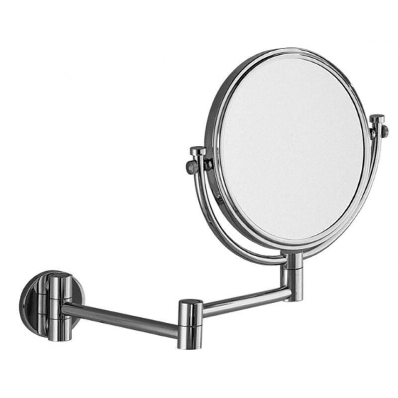 Miroirs de salle de bain gedy achat vente de miroirs - Miroir grossissant salle de bain mural ...