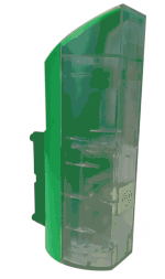 Acw/433-dio - modem 868mhz-ip65-rail din-antenne intég-alim ext.10/30-1entrée/1s