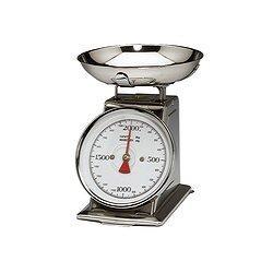 Balance mecanique 4 kg de buyer 18 4160 04 - Balance de cuisine mecanique ...