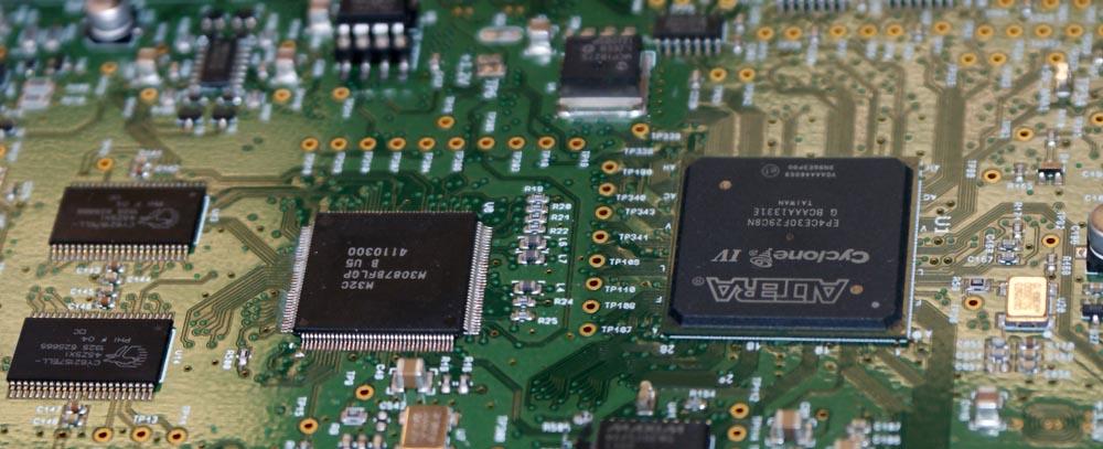 Etudes électroniques hardware  / firmware