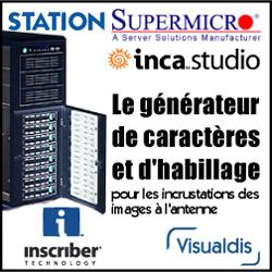 STATION SUPERMICRO INCA