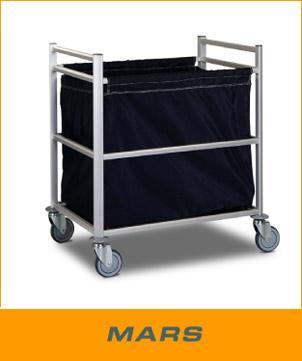 arianel produits chariots a linge. Black Bedroom Furniture Sets. Home Design Ideas