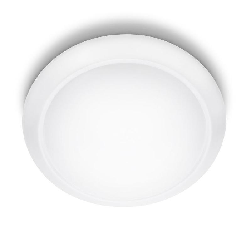 CINNABAR - PLAFONNIER ROND LED BLANC Ø32CM - LUSTRE ET PLAFONNIER PHILIPS DESIGNÉ PAR