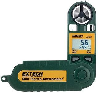 Mini thermo-anémomètre - 45158