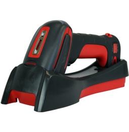 Pistolet lecteur honeywell granit 1911i bt 2d  er  multi-if, en kit (usb), rouge