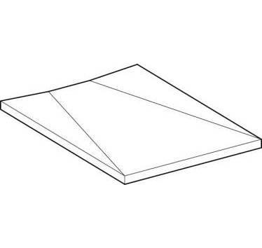 Geberit receveur de douche carreler duofix 1200x900 mm com - Receveur a carreler recoupable ...