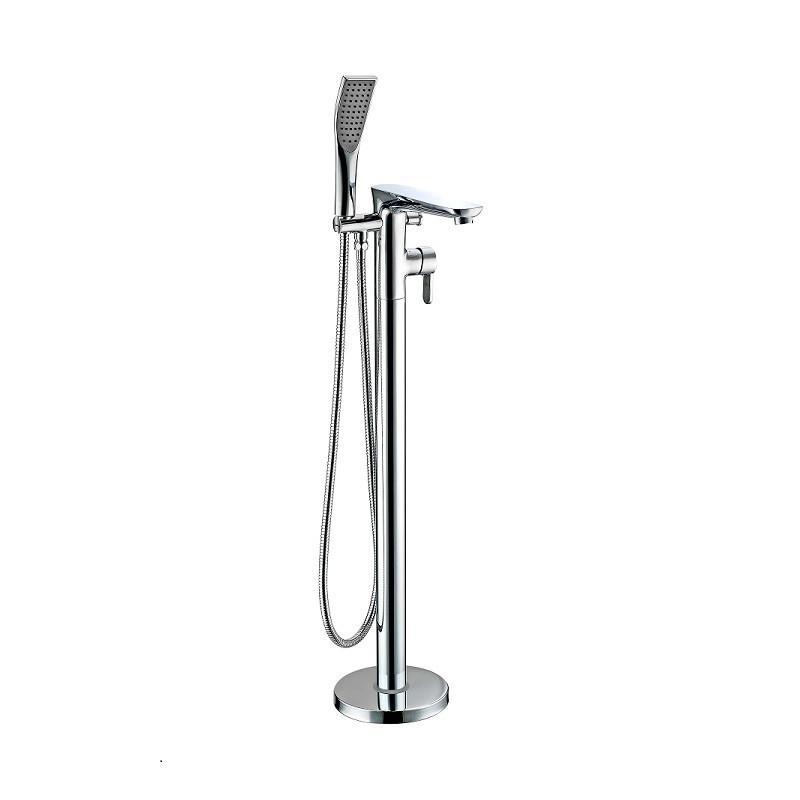 Robinet mitigeur baignoire sur pied kiato comparer les prix de robinet mitigeur baignoire sur - Robinet pour baignoire ilot ...
