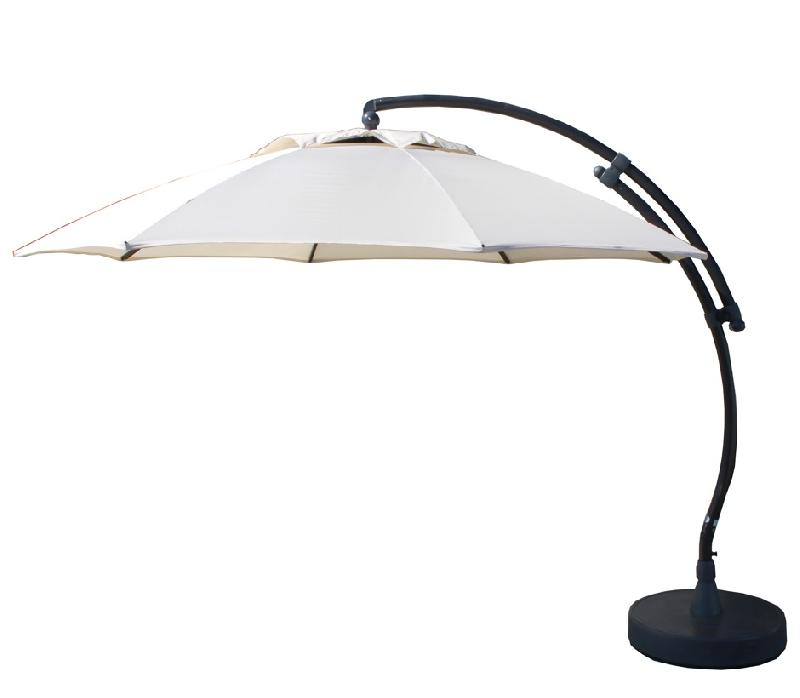Parasol manivelle tous les fournisseurs de parasol manivelle sont sur h - Parasol sur pied deporte ...