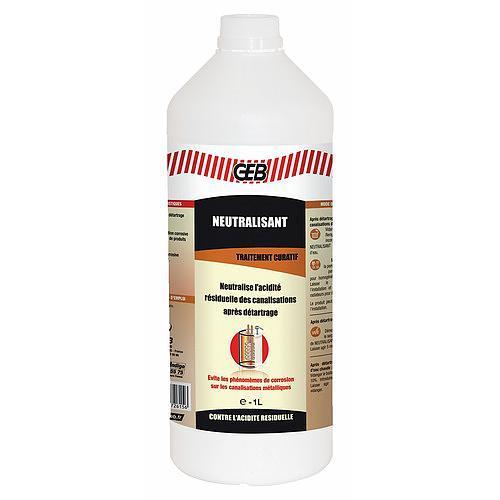 Produit anti tartre geb achat vente de produit anti for Anti tartre electronique comap
