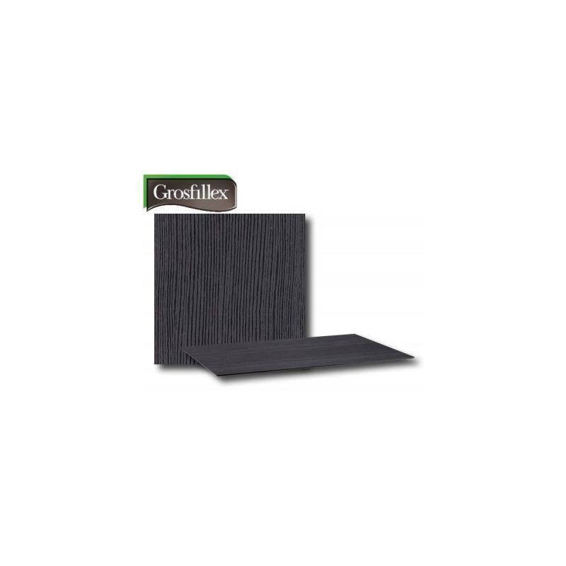 PLATEAU COMPACT 80 X 80 WENGE LUSAKA GROSFILLEX - CLOTURE & JARDIN