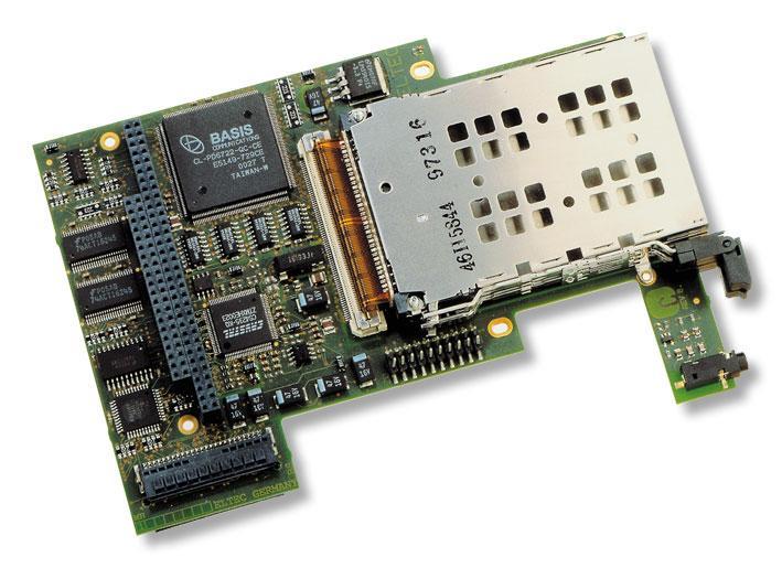 CARTE D''EXTENSION PCMCIA / CARTE EUROCOM 18