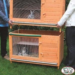 Clapiers lapins comparez les prix pour professionnels for Clapier lapin exterieur