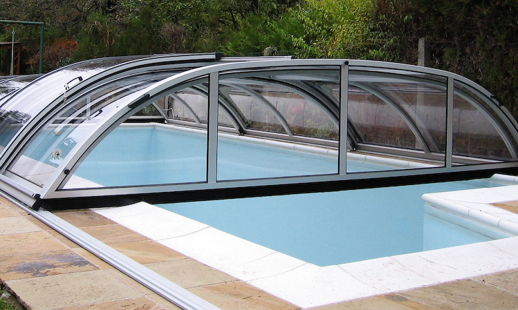 Abri Piscine Ideal Cover Modele Dallas