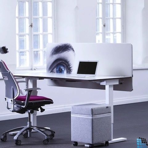 Screen print ecran acoustique imprime for Print ecran
