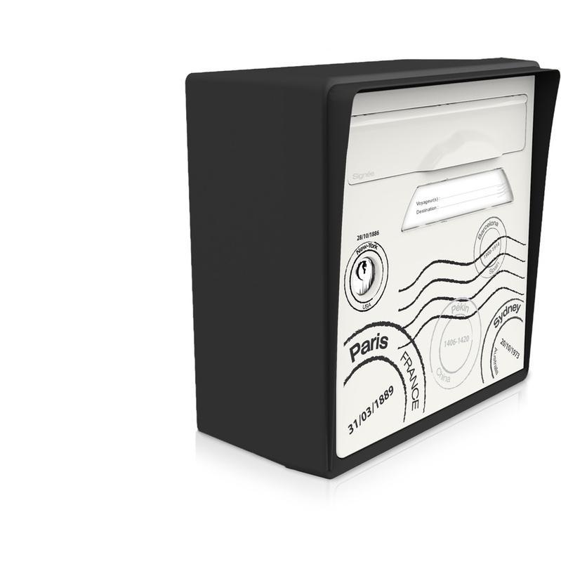 bo tes aux lettres individuelles signee achat vente de. Black Bedroom Furniture Sets. Home Design Ideas