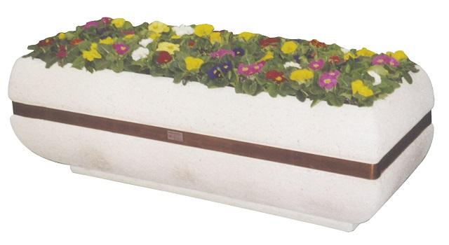 Bac A Fleur En Bois Jardiland : Jardini?re pas ch?re : Bac jardini?re en bois, b?ton