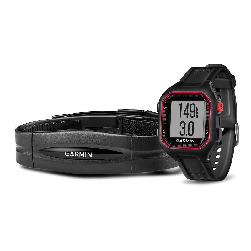 CARDIO GPS FORERUNNER 25 HRM GARMIN