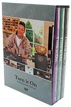 COFFRET DE 3 DVD TURN IT ON