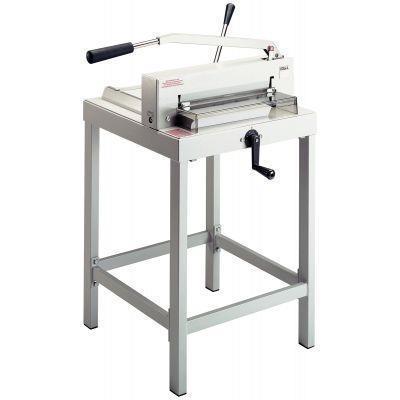 Massicot manuel 4305 sur stand métallique
