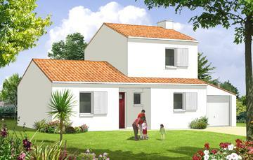 Maison a etage maisons de l 39 avenir for Ajouter un etage a sa maison