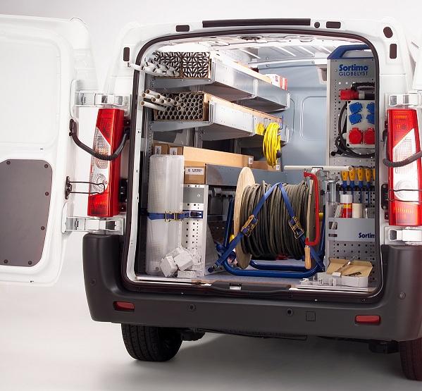 Très bien Extreme Sortimo - produits meubles de rangement pour vehicules utilitaires LL16