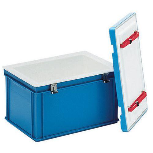 BAC ISOTHERME FREEZING-BOX 600X400X365 MM 48 LITRES