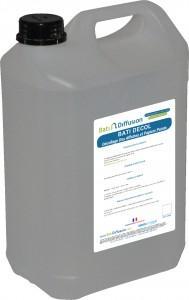BATI DECOL - DÉCOLLAGE AFFICHES & PAPIERS PEINTS-BIDON 5L